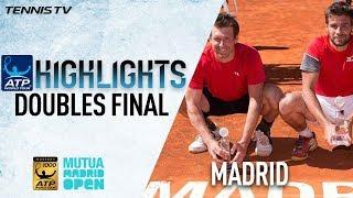 Highlights: Mektic/Peya Lift First Team Masters 1000 Trophy