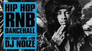 🔥 Hot Right Now #09 |Urban Club Mix October 2017 | New Hip Hop R&B Rap Dancehall Songs |DJ Noize