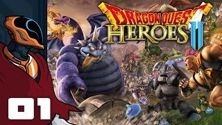 Let's Play Dragon Quest Heroes 2 - PC Gameplay Part 1 - Fight All The Monsters!