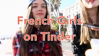 French Girls On Tinder