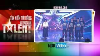 Vietnam's Got Talent 2014 Tập 11 Full - Công Bố Kết Quả Bán Kết 1 - Ngày 07/12/2014