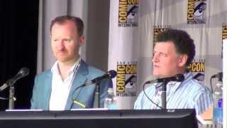 Sherlock SDCC Panel 2013 Part 4