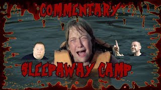 Sleepaway Camp 1983 Slasher Full Movie Commentary And Banter