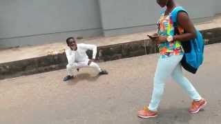 OFFICIAL DANCE VIDEO BY MAADJOA TO  JOEY B-WOW..!!!