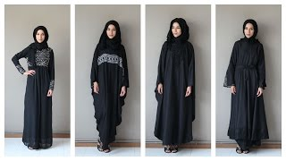 Abaya Lookbook