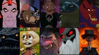 Defeats of my Favorite Animated Non-Disney Movie Villains Part IV