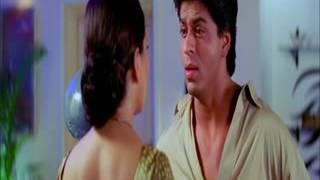 Hum Tumhare Hain Sanam SRK Madhuri 1st Fight