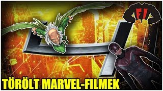 Törölt Marvel-filmek - Keselyű a Hírharsona főnöke?!