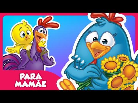 PARA MAMÃE DVD Galinha Pintadinha 4 OFICIAL