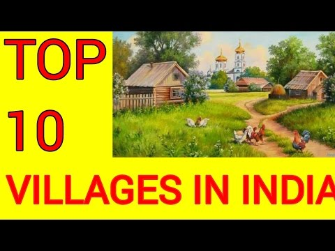 top 10 village in india   most beautiful villages in india