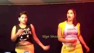 Indian Festivals -Village dance - South Indian dance - అర్ధ రాత్రి అందగత్తెలు - పల్లెటూరి కుర్రోళ్ళు