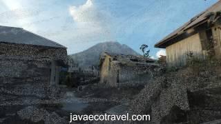 Desa Gurukinayan Sinabung Tinggal Kenangan