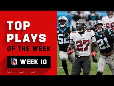 Top Plays from Week 10 NFL 2020 Highlights