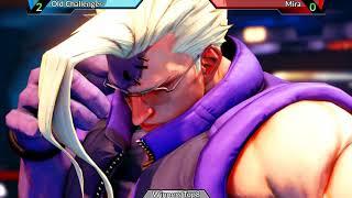 Street Fighter V AE Mysterious Mod EU Tournament