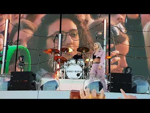Anne Marie - Rockabye - Live in Dublin Phoenix park