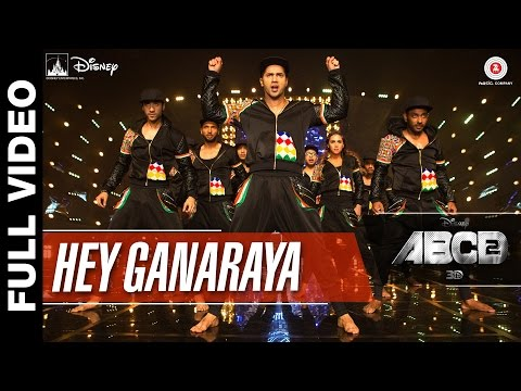 Xxx Mp4 Hey Ganaraya Full Video Disney 39 S ABCD 2 Varun Dhawan Amp Shraddha Kapoor Divya Kumar 3gp Sex