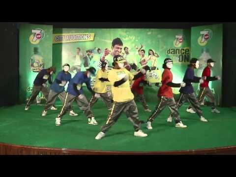 7Up DanceON2013 - Bangalore - Round 1 Wildcard - 100 XLNC