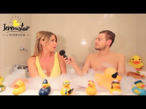 Emilie Secret Story 9 dans le bain de Jeremstar INTERVIEW
