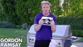 Gordon Ramsay's 10 Millionth Subscriber Burger Recipe with Sean Evans