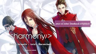 Project Itoh – Harmony (Anime-Trailer)