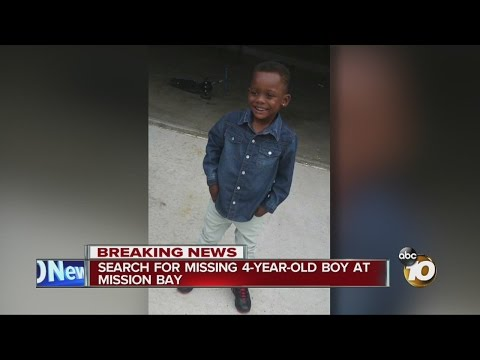 Search for missing four-year-old boy believed to have been abducted