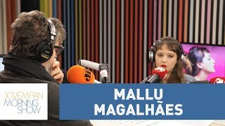 Mallu Magalhães - Morning Show - 22/06/17
