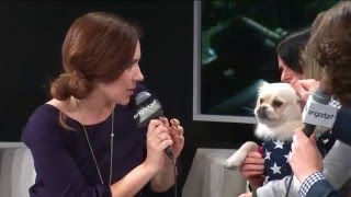 Best Pet Tech live from the stage CES 2016
