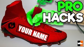 How To Personalise Your Boots LIKE A PRO!