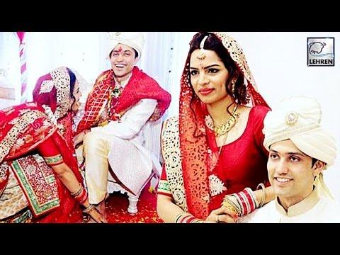Kumkum Bhagya Actress Shikha Singh's WEDDING ALBUM