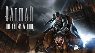 Batman: The Enemy Within - The Enigma Let