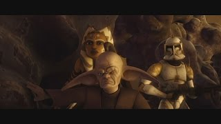 Star Wars: The Clone Wars - Master Even Piell's death & funeral [1080p]