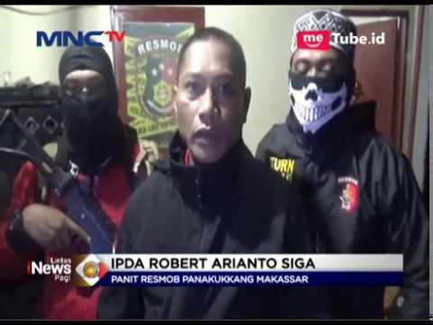 Pesta Narkoba di Kampus, Polisi Tangkap 4 Mahasiswa di Makassar - LIP 0606