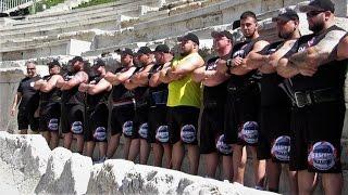 Strongman Champions League comes to Plovdiv Bulgaria 2016 - Стронгмен Шампионска лига в Пловдив