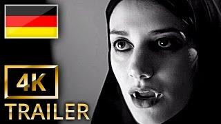 A Girl Walks Home Alone At Night - Offizieller Trailer [4K] [UHD](Deutsch/German)