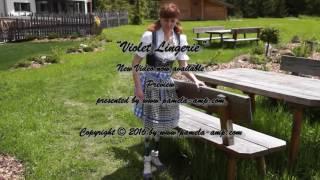 DAK Amputee Pamela  In The Alps Video