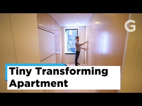 The Tiny Transforming Apartment
