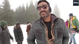 Ajay Devgn   Shivaay   Fun on a weekly off in Bulgaria