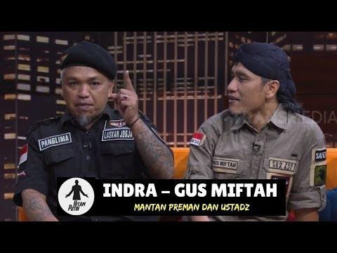 Kisah Gus Miftah dan Preman SARKEM |  HITAM PUTIH (260918) 2-4