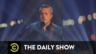 """Exclusive - Jason Isbell - """"If We Were Vampires"""": The Daily Show"""