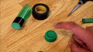 Make an Air Horn with a Plastic Bottle