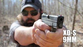 Springfield Armory XD-S 9mm Pistol Review