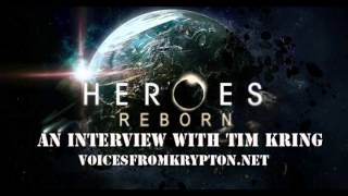 Heroes Reborn: An Interview with Tim Kring