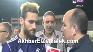 تعرف ماذا قال باسم مرسي على لاعبى الأهلي .. و تعليقة على شتيمة حسام عاشور لـ كهربا