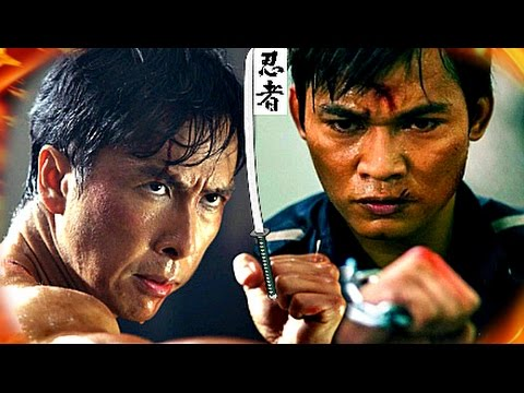 Xxx Mp4 DONNIE YEN Vs TONY JAA IP Man Versus Ong Bak ☯ Wing Chun VS Muay Thai Martial Arts Gods Fight 3gp Sex