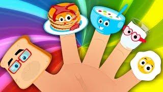 Morning Finger Family | Finger Family Song | Nursery Rhymes