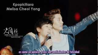 My Love Sub Español Kim Dong Wan & Eric Mun (Shinhwa)