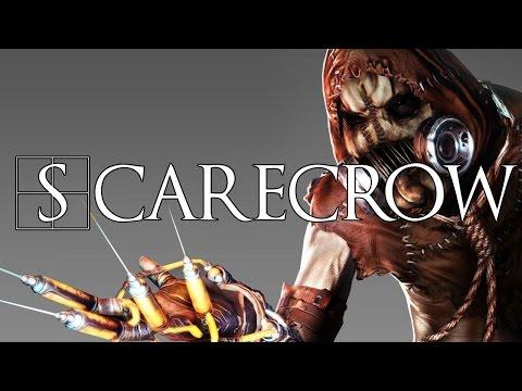 [PC] Injustice: Gods Among Us SCARECROW Mod (Joker Custom DLC Skin)
