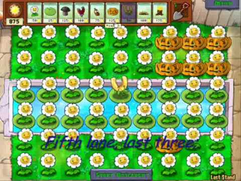 Easy but small money strategy the first strategy ever posted Plants vs Zombies PC