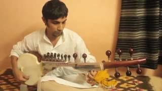 Aha Ki Anondo Satyajit Ray on Sarod   YouTube 360p