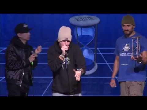 D-low vs krNfx - Best 16 - 4th Beatbox Battle World Championship